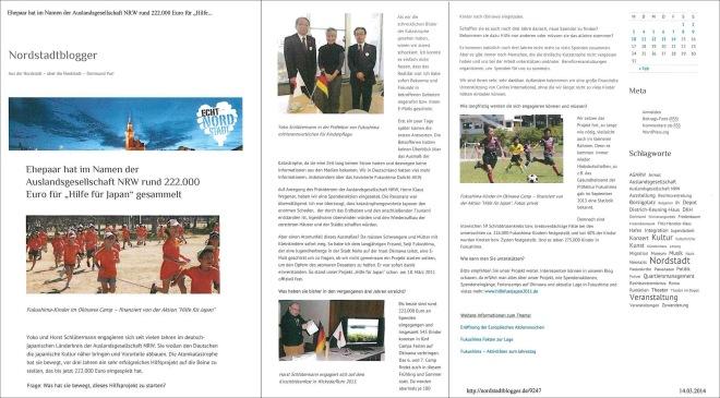 Nordstadtblogger 14_03_3 Jahre Fukushima_Pressespiegel-6