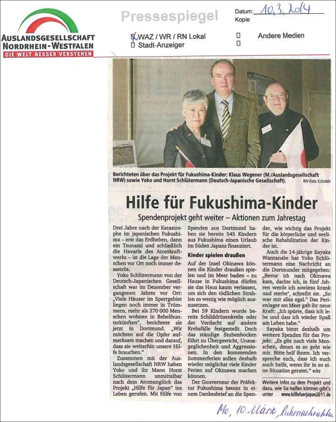 Presse 14_03_3 Jahre Fukushima_Pressespiegel-1